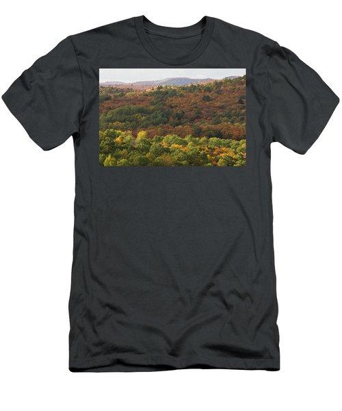 Algonquin In Autumn Men's T-Shirt (Athletic Fit)