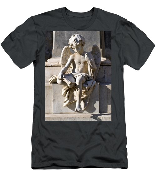 Angel Of Baroque Men's T-Shirt (Athletic Fit)