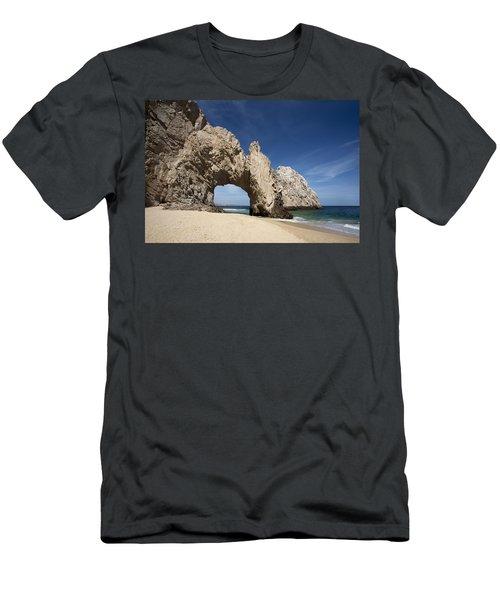Arch Of Cabo San Lucas Men's T-Shirt (Athletic Fit)