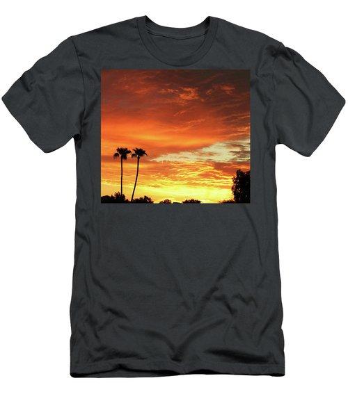 Arizona Sunrise 02 Men's T-Shirt (Athletic Fit)