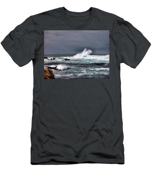 Asilomar 2007 Men's T-Shirt (Athletic Fit)