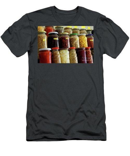 Assorted Spices Men's T-Shirt (Athletic Fit)