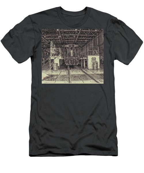 At The Yard Men's T-Shirt (Athletic Fit)