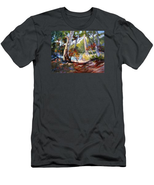 Australia Revisited Men's T-Shirt (Slim Fit)