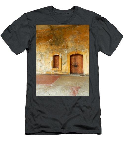 Bar The Doors Men's T-Shirt (Athletic Fit)