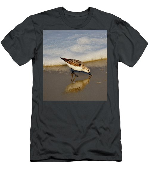 Beach Bird Men's T-Shirt (Athletic Fit)