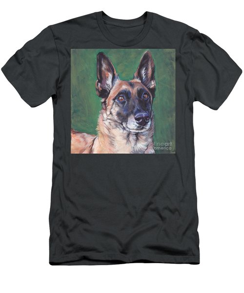 Belgian Malinois Men's T-Shirt (Athletic Fit)