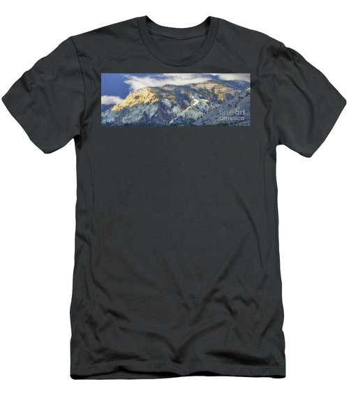 Big Rock Candy Mountains Men's T-Shirt (Athletic Fit)