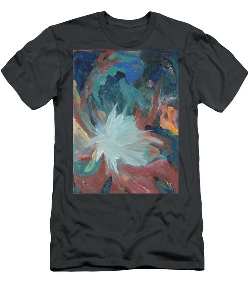 Blooming Star Men's T-Shirt (Athletic Fit)