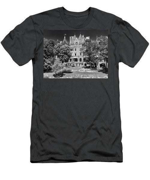 Boldt Castle 0152 Men's T-Shirt (Athletic Fit)