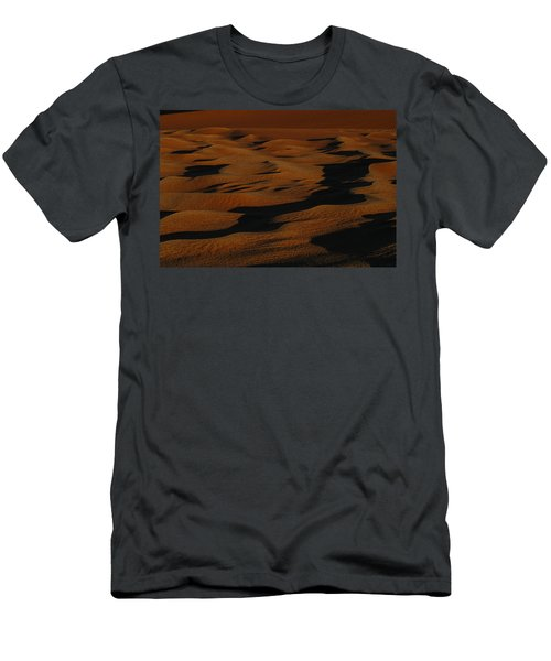 Bronze Men's T-Shirt (Athletic Fit)