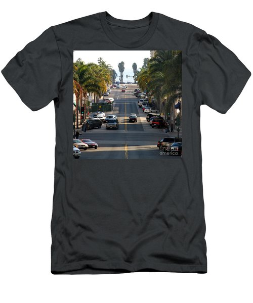California Street Men's T-Shirt (Athletic Fit)