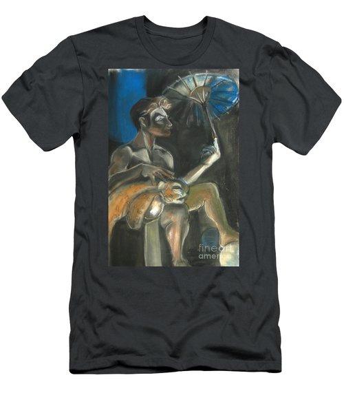 Circus Man Men's T-Shirt (Athletic Fit)