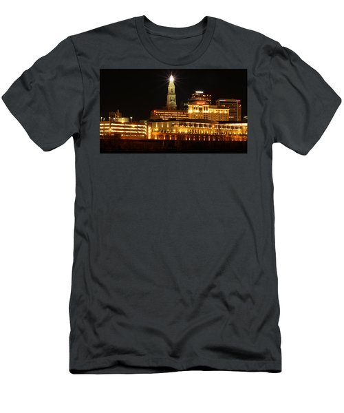 Cityscape Men's T-Shirt (Athletic Fit)