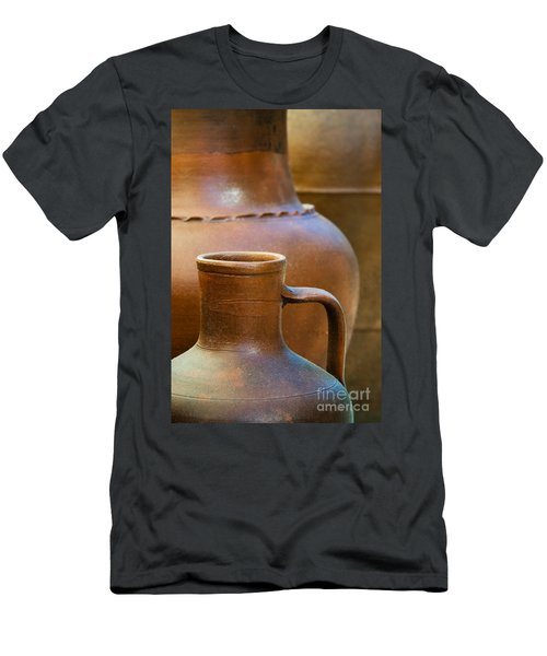 Clay Pottery Men's T-Shirt (Athletic Fit)
