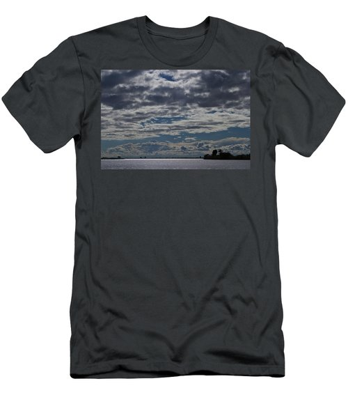 Clouds Chobe River  Men's T-Shirt (Athletic Fit)