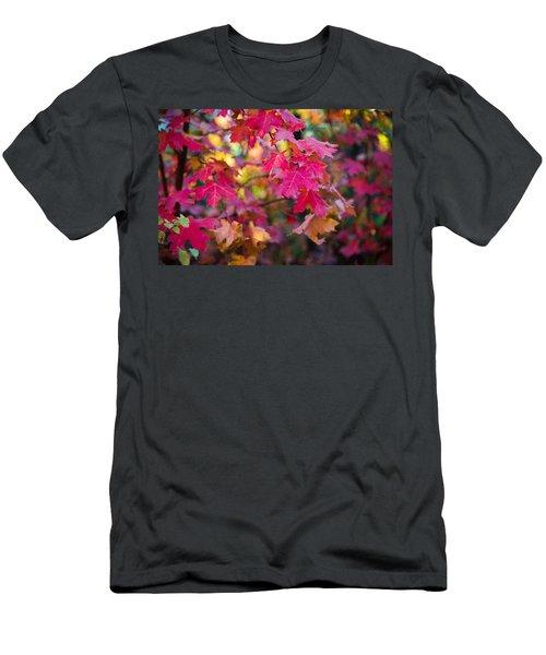 Color Men's T-Shirt (Athletic Fit)