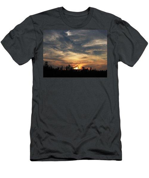 Color Creation  Men's T-Shirt (Athletic Fit)