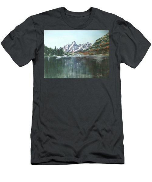 Colorado Beauty Men's T-Shirt (Athletic Fit)