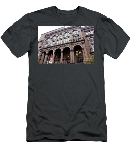 Cooper Union Men's T-Shirt (Athletic Fit)