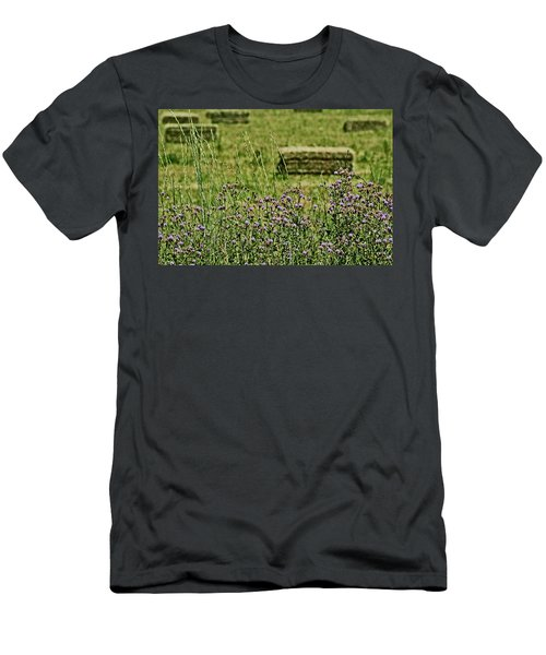 Country Gardens Men's T-Shirt (Athletic Fit)