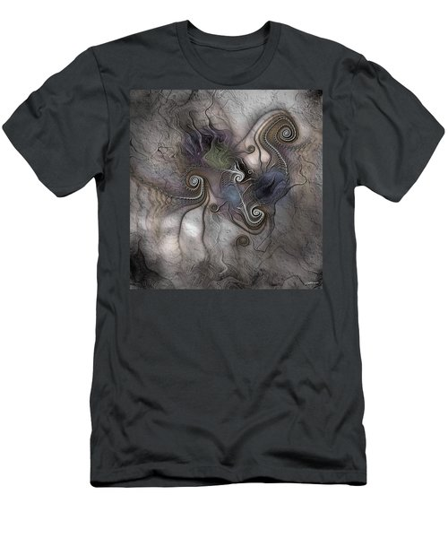Creatively Calcified Men's T-Shirt (Slim Fit) by Casey Kotas