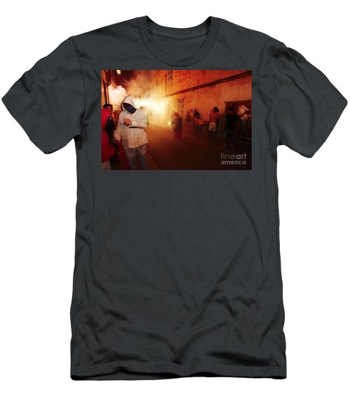 Demons In The Street Men's T-Shirt (Athletic Fit)