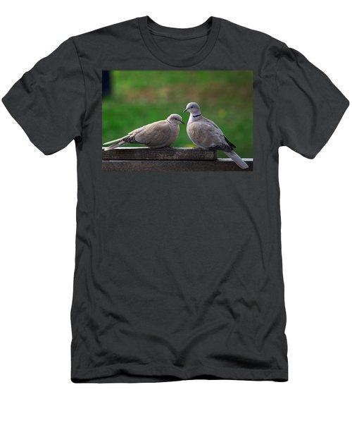Doves Men's T-Shirt (Athletic Fit)
