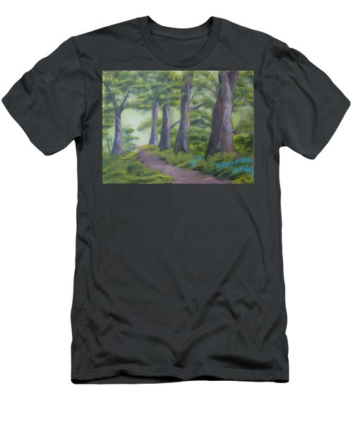 Duff House Path Men's T-Shirt (Athletic Fit)