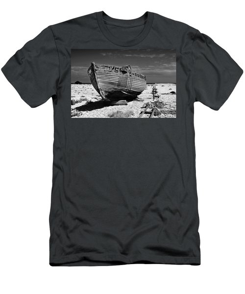 Dungeness Decay Men's T-Shirt (Athletic Fit)