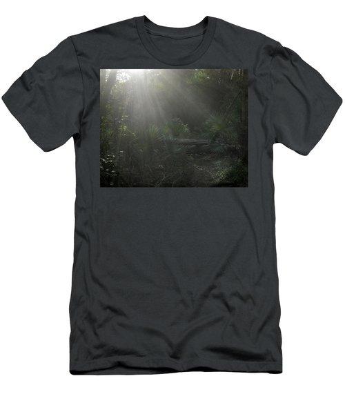 Enchanted Glen Men's T-Shirt (Athletic Fit)