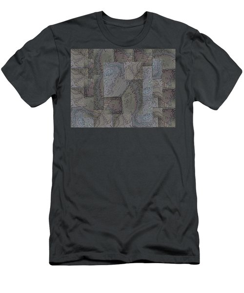 Facade 3 Men's T-Shirt (Athletic Fit)