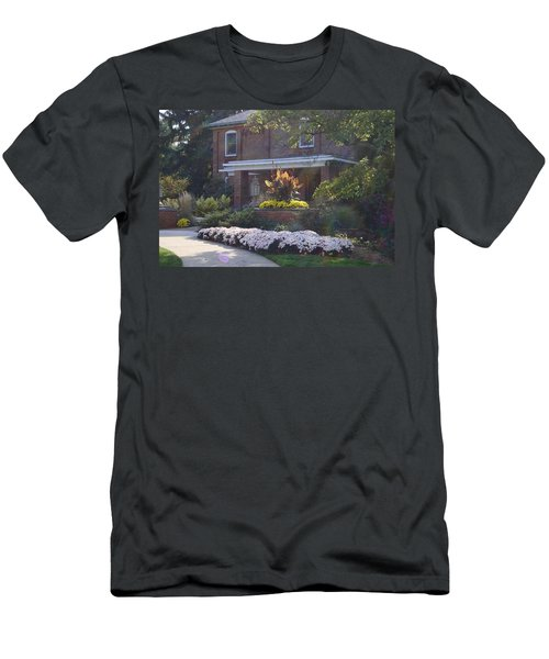 Men's T-Shirt (Slim Fit) featuring the photograph Fall Cowles by Joseph Yarbrough