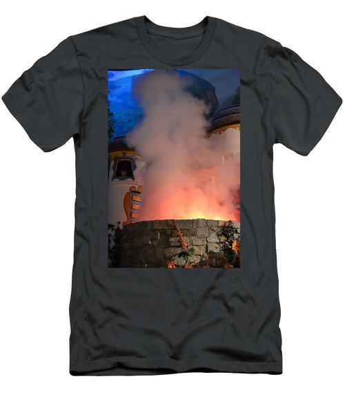Fiery Entrance Men's T-Shirt (Athletic Fit)