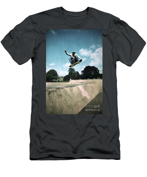 Fly High Men's T-Shirt (Athletic Fit)