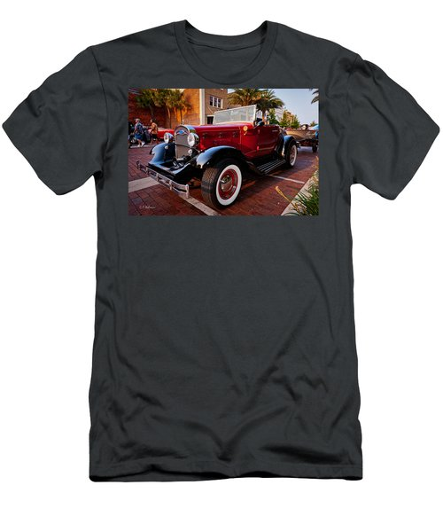 Ford Roadster Men's T-Shirt (Athletic Fit)