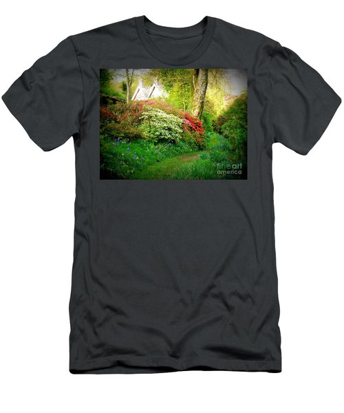 Gardens Of The Old Rectory Men's T-Shirt (Athletic Fit)
