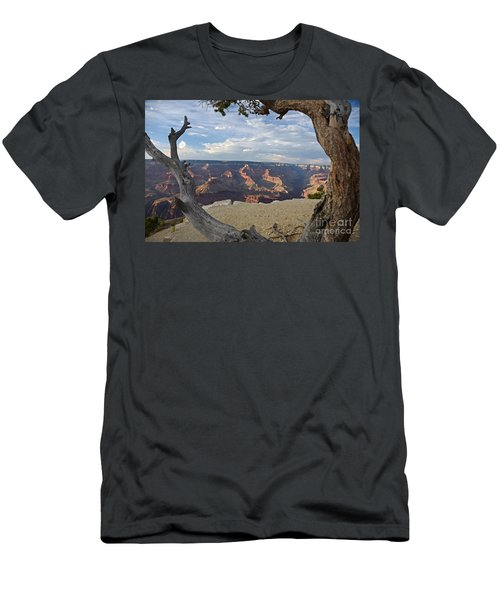 Grand Canyon Tree Men's T-Shirt (Athletic Fit)