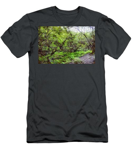 Greenery Men's T-Shirt (Athletic Fit)