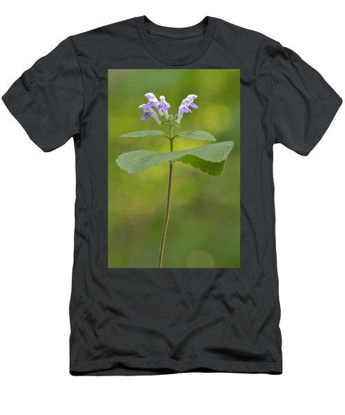 Hairy Skullcap II Men's T-Shirt (Athletic Fit)