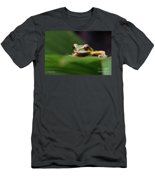 Heres Looking At You Men's T-Shirt (Athletic Fit)