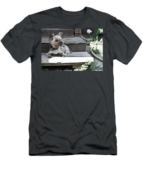 Hostess Men's T-Shirt (Athletic Fit)