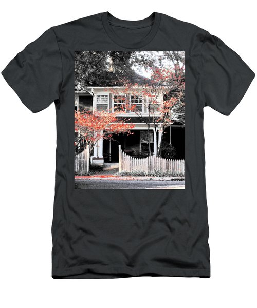 House In Cooper Young Men's T-Shirt (Athletic Fit)