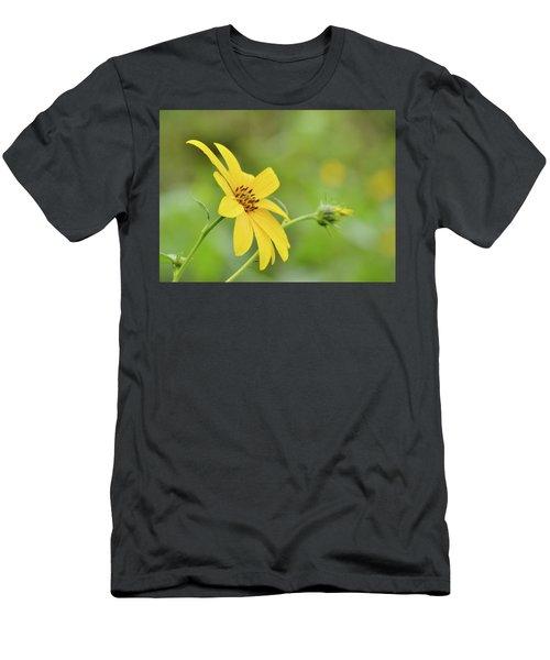 Jerusalem Gold Men's T-Shirt (Athletic Fit)