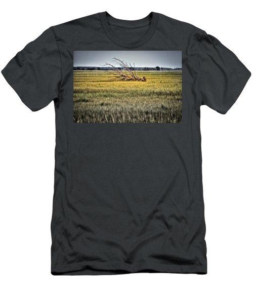 Laid To Rest Men's T-Shirt (Athletic Fit)