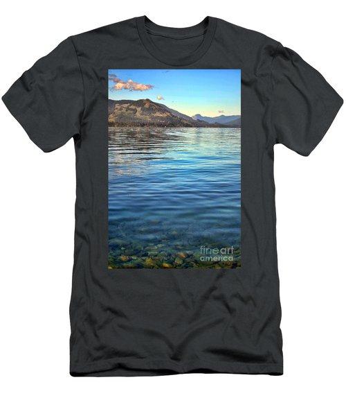 Lake Cowichan Bc Men's T-Shirt (Athletic Fit)