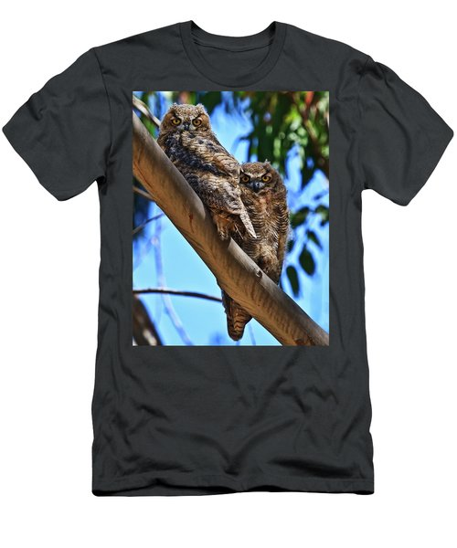 Lifes A Hoot Men's T-Shirt (Athletic Fit)