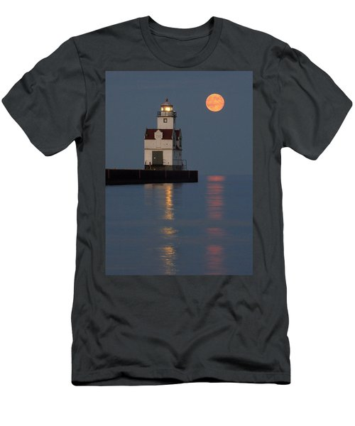 Lighthouse Companion Men's T-Shirt (Athletic Fit)