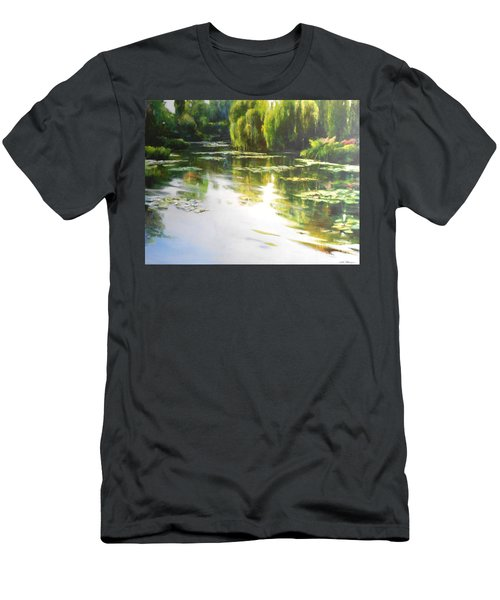 Lilly Lake Men's T-Shirt (Athletic Fit)
