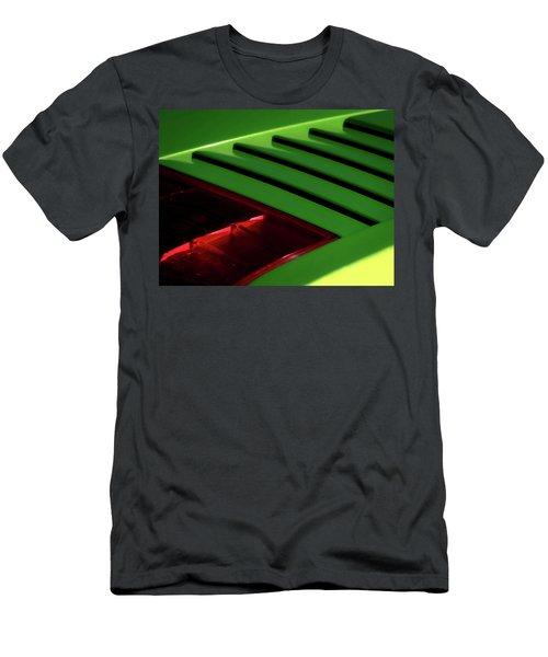 Lime Light Men's T-Shirt (Athletic Fit)